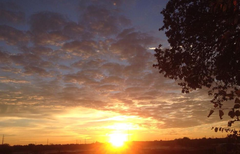 sunrise edited