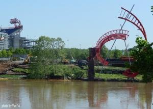 Cumberland River in Nashville