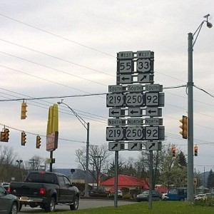which direction 2 3